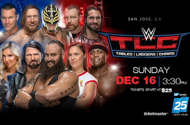WWE: Tables Ladders & Chairs - TLC