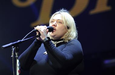 Elle King At Not So Silent Night 2018