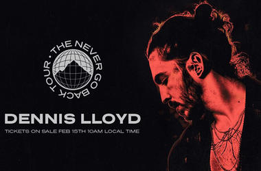 Dennis Lloyd at the Great American Music Hall