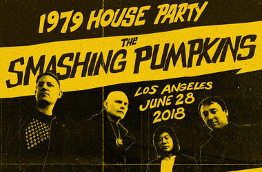 '1979 House Party with Smashing Pumpkins'