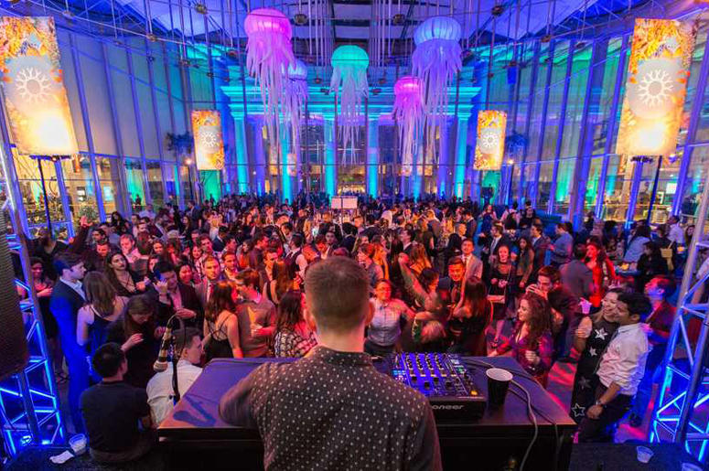 """California Academy of Sciences' """"Party After Dark"""""""