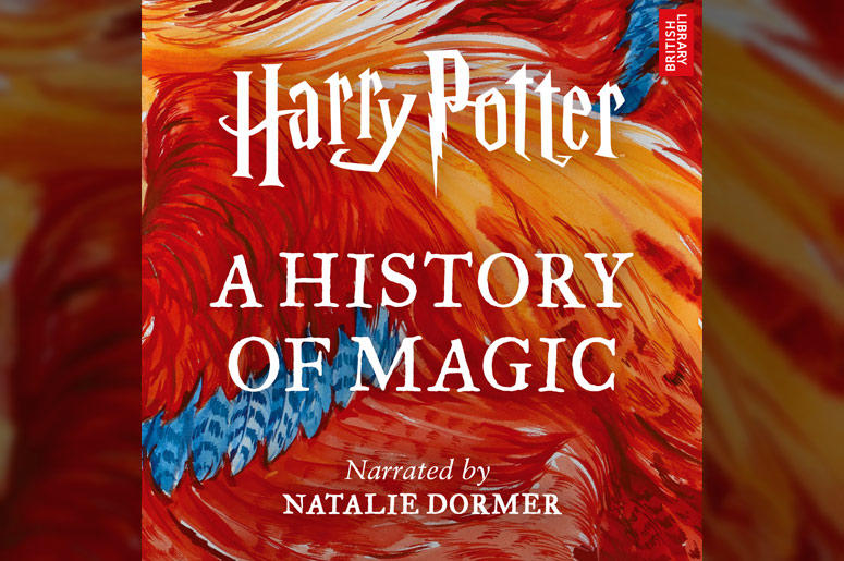 """Harry Potter: A History of Magic"""