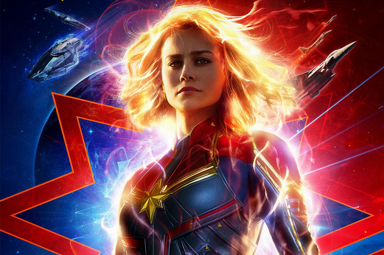 Image result for 'Captain Marvel' soars even higher with stellar 2nd weekend