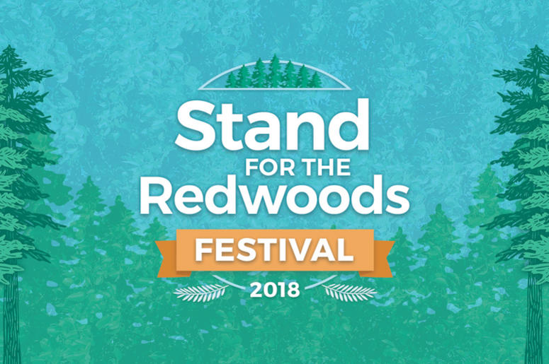 TITLE: Stand For The Redwoods Festival - San Francisco