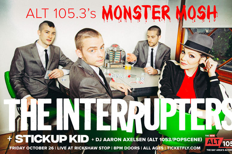 ALT 105.3 Monster Mosh