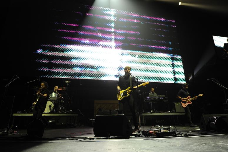 Death Cab For Cutie At Not So Silent Night 2018