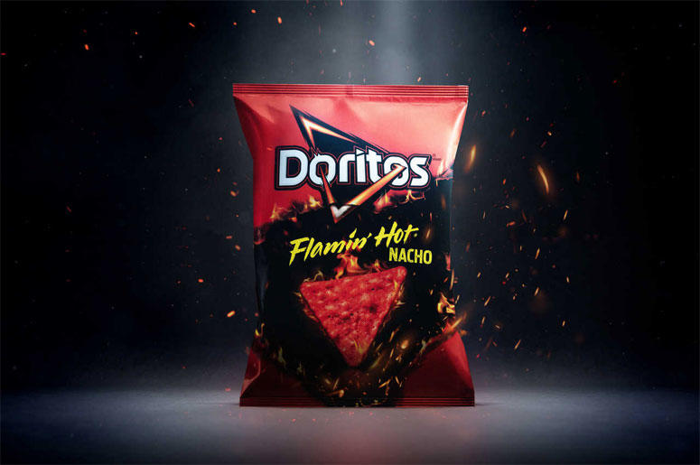 Doritos Flamin' Hot Nacho