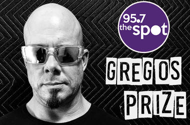 Grego from 95.7 The Spot is hooking Houston up with special prizes by joining our mailing list