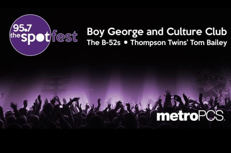 Win tickets to Spotfest from MetroPCS