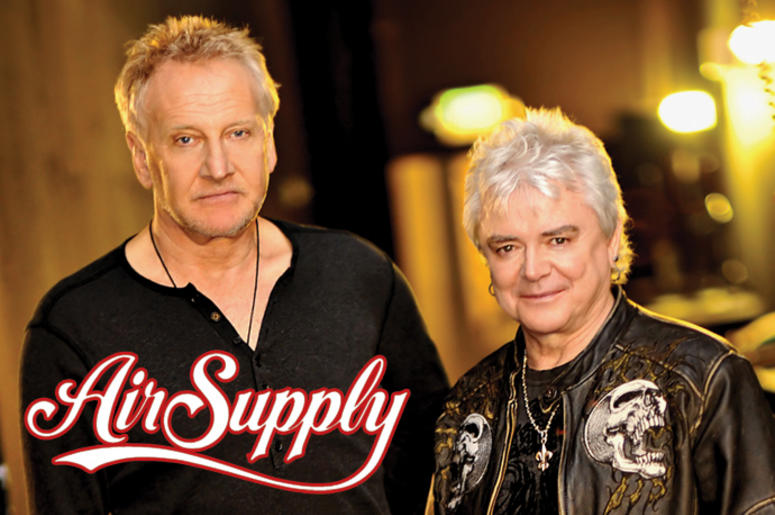 Air Supply Ticket Giveaway