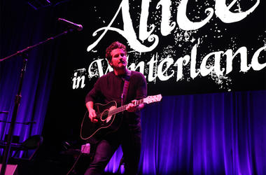 Matt Nathanson At Alice In Winterland 2017