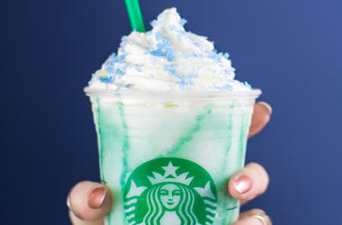 Crystal Ball Frappuccino