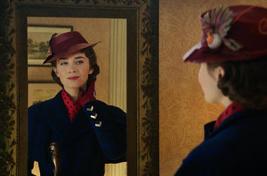 """Emily Blunt in """"Mary Poppins Returns"""""""