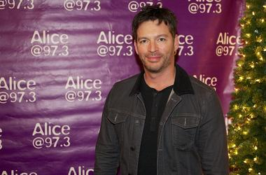 harry connick jr meet and greet at alice in winterland 2015