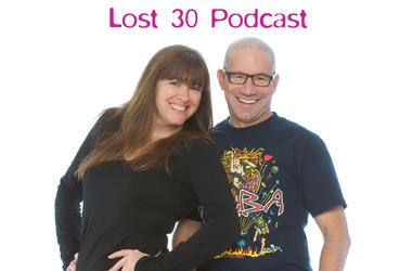 Sarah & Vinnie Lost 30 Minutes Podcast