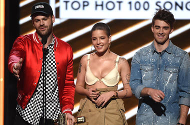 The Chainsmokers and Halsey