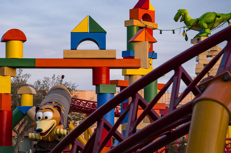Toy Story Land Opens Its Doors At The Walt Disney World Resort In