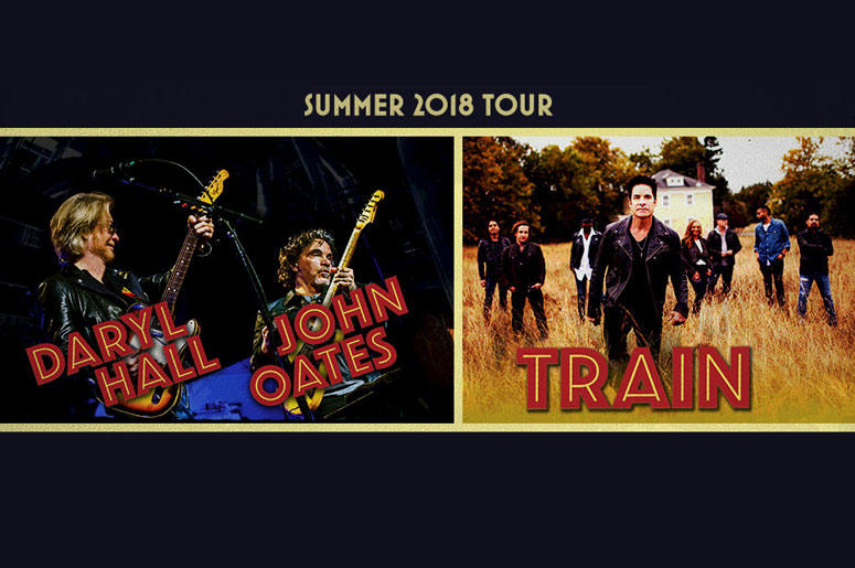 Hall And Oates + Train