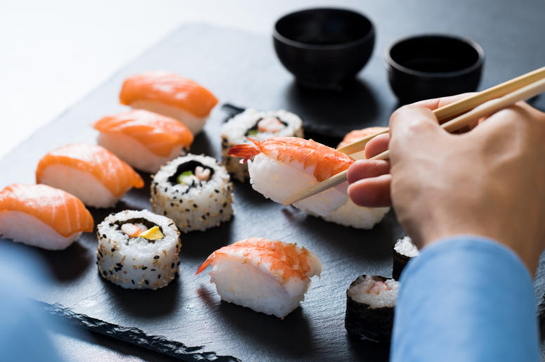 4 Local Restaurants Made The Best Sushi Restaurants In America