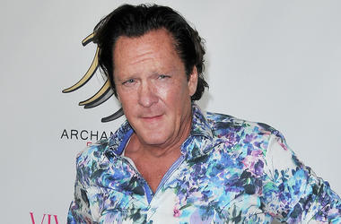 """MIchael Madsen arrives at the """"Unbelievable!!!!!"""" World Premiere held at the TCL Chinese 6 Theatres in Hollywood, CA on Wednesday, September 7, 2016. (Photo By Sthanlee B. Mirador)"""