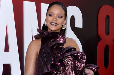 Rihanna attends the World Premiere of 'Ocean's 8' at Alice Tully Hall at Lincoln Center in New York, NY, on June 5, 2018. (Photo by Anthony Behar/Sipa USA)
