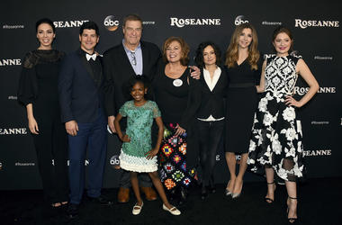 "Cast of ""Roseanne"""