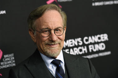 "In this Thursday, Feb. 28, 2019, file photo, filmmaker Steven Spielberg poses at the 2019 ""An Unforgettable Evening"" benefiting the Women's Cancer Research Fund, at the Beverly Wilshire Hotel, in Beverly Hills, Calif. (Photo by Chris Pizzello/Invision/AP,"