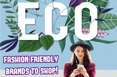 Eco-Friendly Fashion Forward Brands To Shop