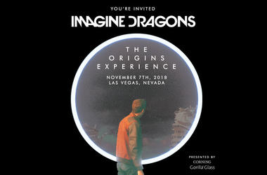 IMAGINE DRAGONS ORIGINS EXPERIENCE FAN EVENT