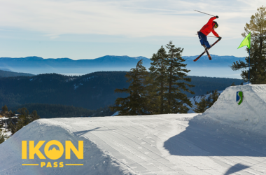 Alice Heads To The Mountains With IKON Pass!