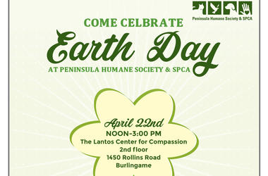 SPCA Earth Day 2018