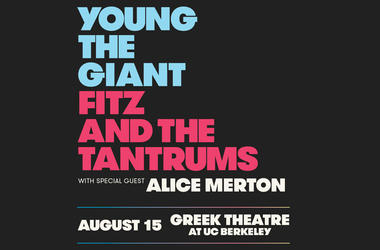 Young The Giant + Fitz And The Tantrums