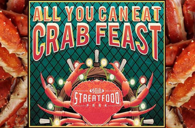 All-You-Can-Eat Crab Feast