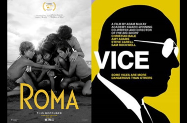 """Roma"" and ""Vice"" Movie Review"