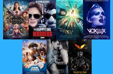 The Worst Films of 2018