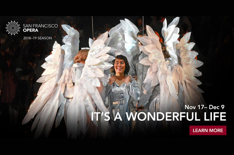 "San Francisco Opera's ""It's a Wonderful Life"""