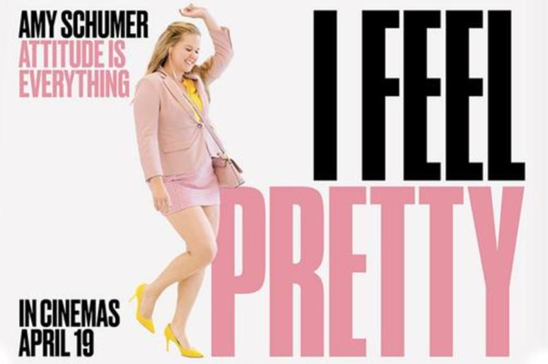 Kuvahaun tulos haulle i feel pretty movie poster