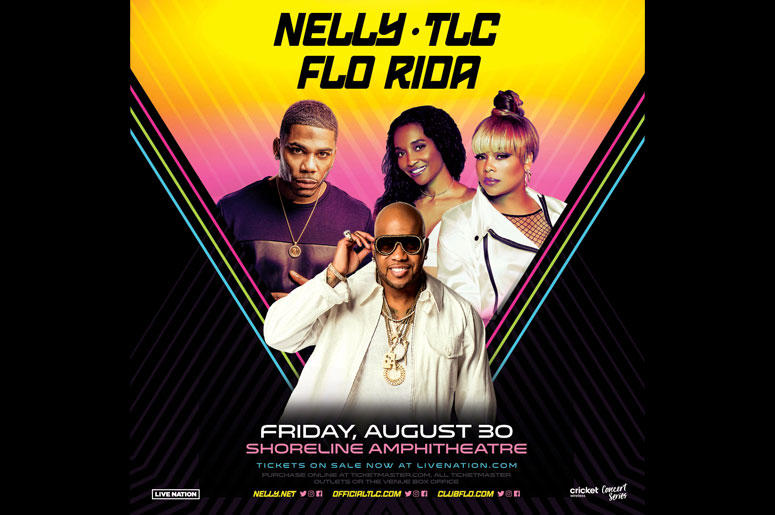 Nelly, TLC, And Flo Rida