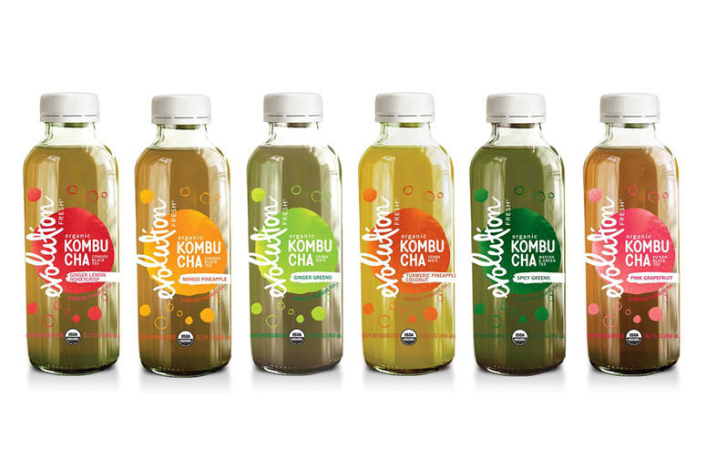 Evolution Fresh Organic Kombucha