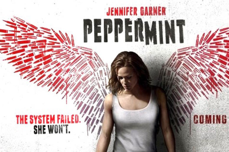 Image result for Peppermint movie