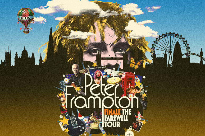 Peter Frampton's Farewell Tour
