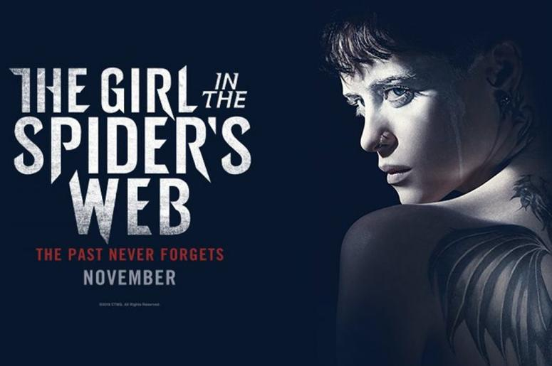 Image result for The Girl In The Spiders Web