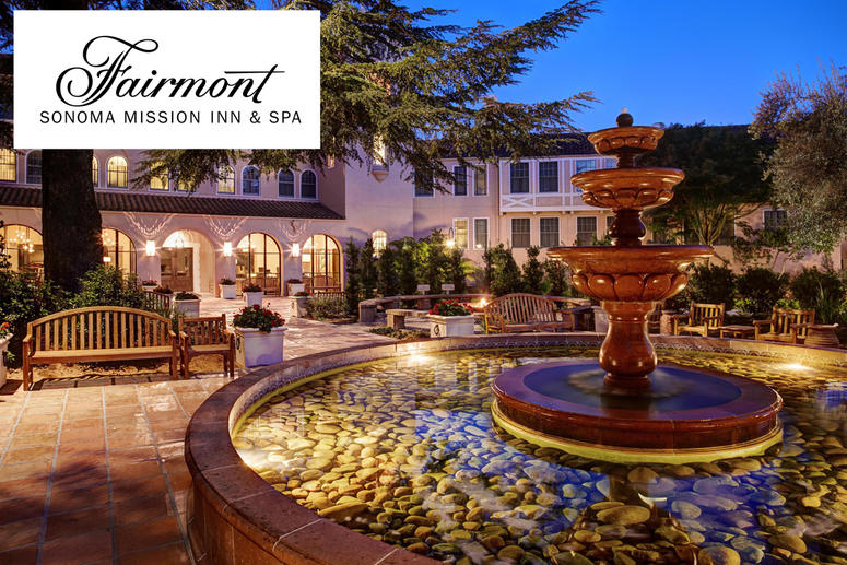 Fairmont Sonoma Mission Inn