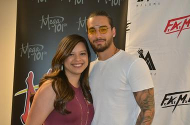 Maluma Meet and Greet