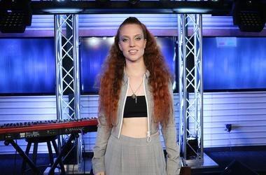 Jess Glynne in an exclusive with Radio.com