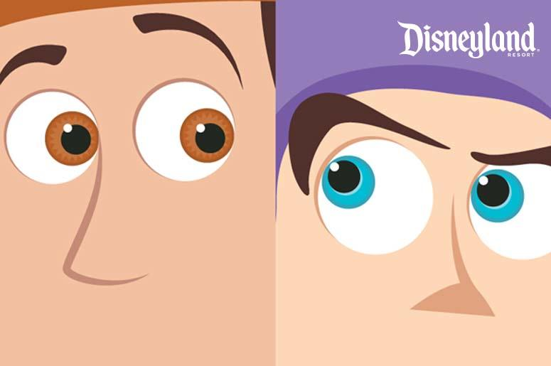 Celebrate Friendship & Beyond with a Disneyland® Resorts Getaway!