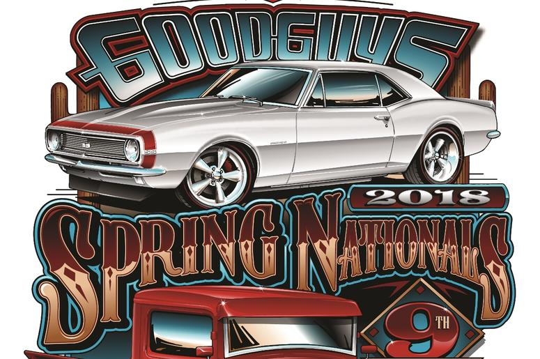 GoodGuys Th Spring Nationals KMLE Country - When is the good guys car show in scottsdale