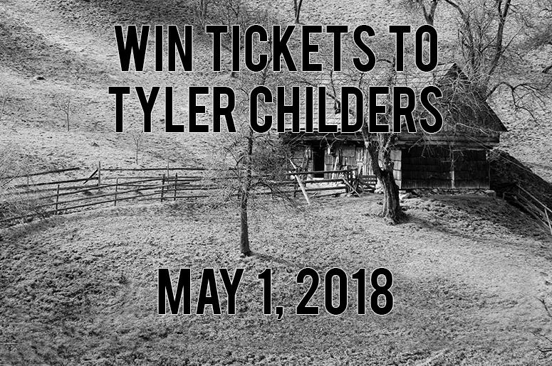 Win Tickets to See Tyler Childers!