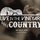 Live at the Vineyard Goes Country