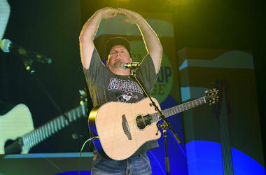 Garth Brooks. 2018 CMA Fest Infinity Fan Fair X